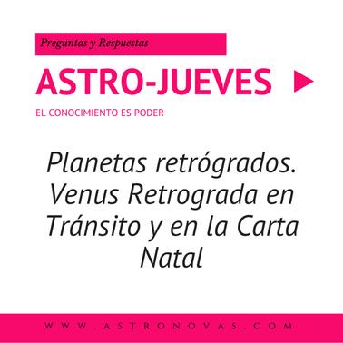 ASTRO JUEVES