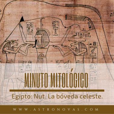 egipto mitología nut