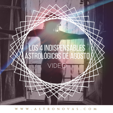 Los 4 indispensables astrologicos