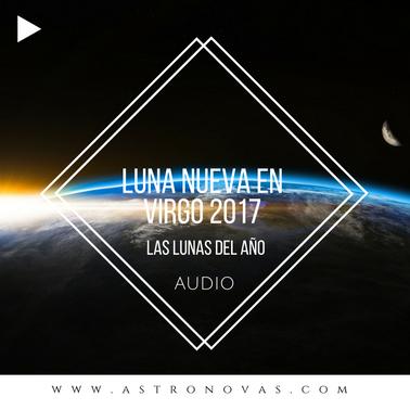 Luna Nueva en Virgo 2017