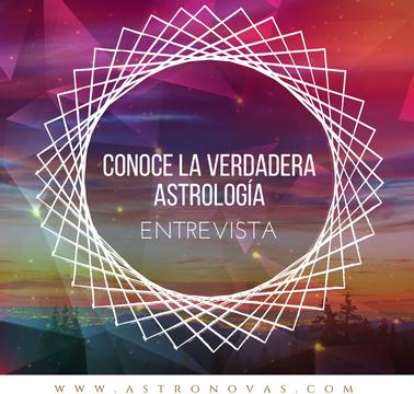 Entrevista Astrología