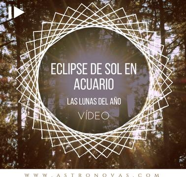 Eclipse de Sol en Acuario